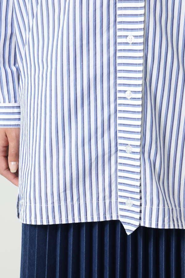 パネルチュニックシャツ