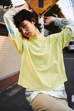 <ROSE BUD別注>リバースウィーブカットソー