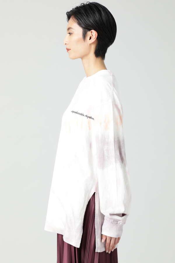 タイダイロングTシャツ