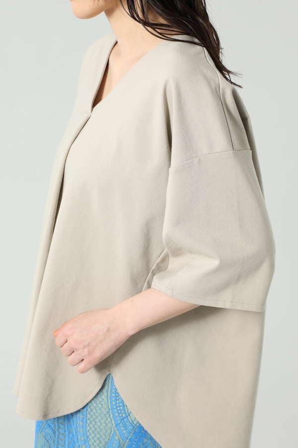 スキッパーカットソープルオーバー