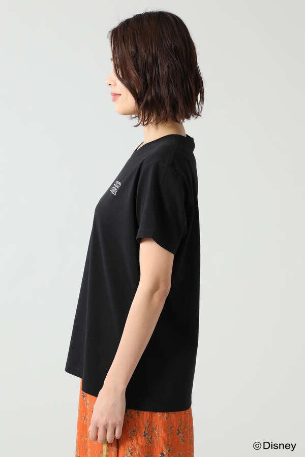 ディズニーキャラクターデザインTシャツ