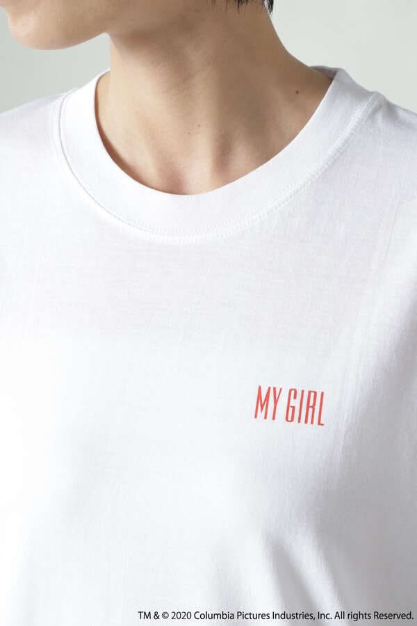 <CREOLME別注>MY GIRLシーンプリントTシャツ