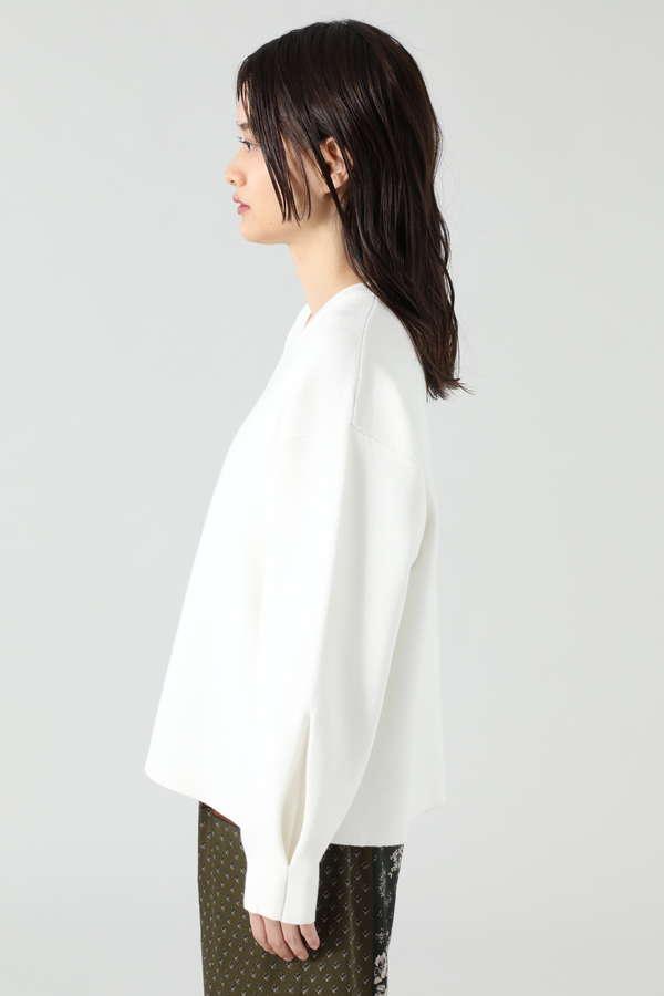 スムース編みニット