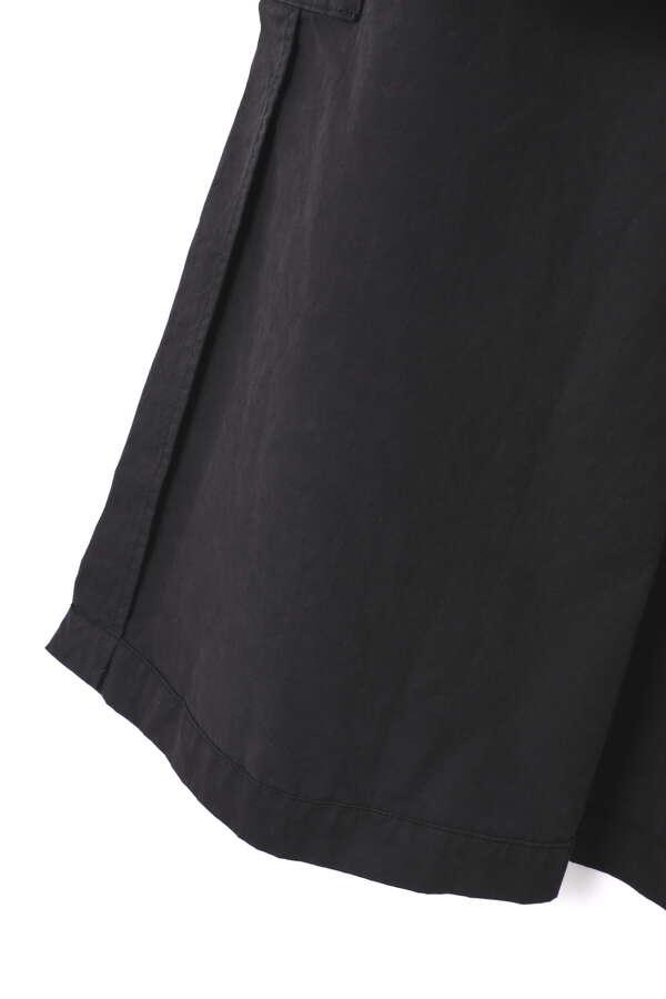 ハイスタンドカラーコート