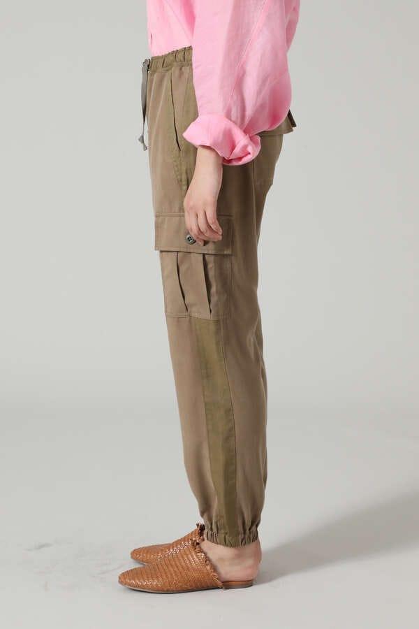 ミリタリージョグパンツ