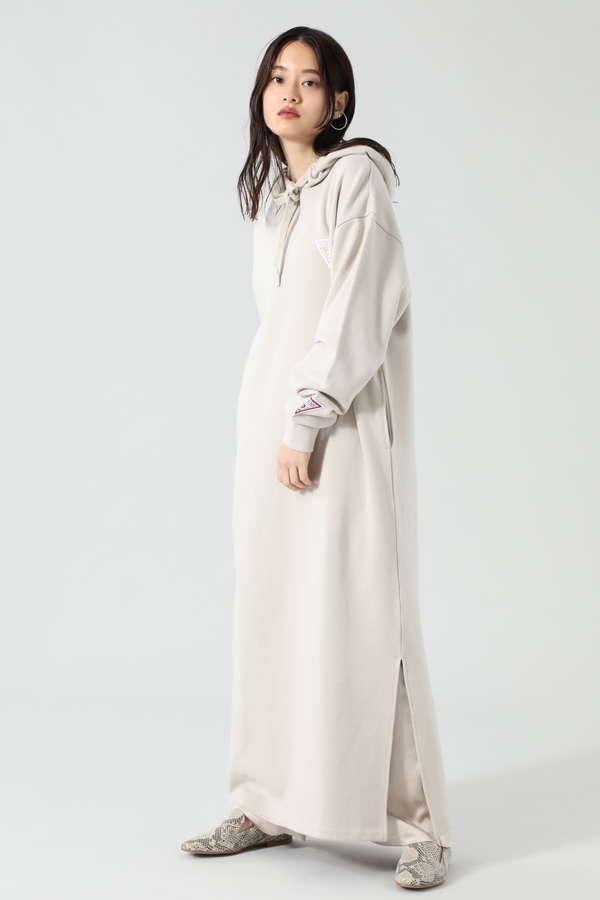 <ROSE BUD別注>GUESSスウェットワンピース
