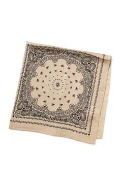バンダナ柄スカーフ