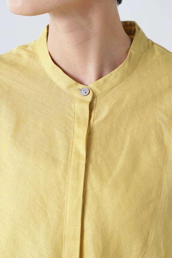 リネンビッグシャツ