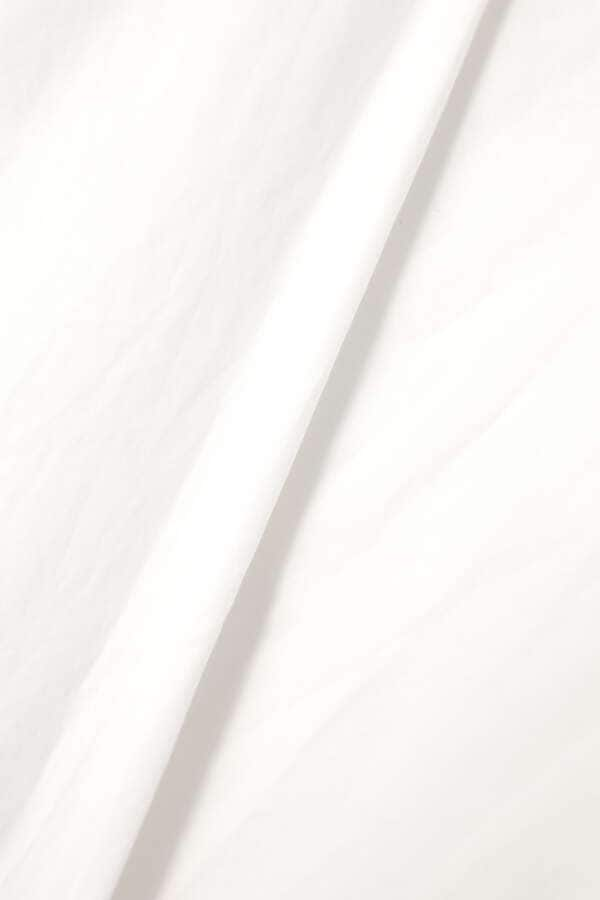 胸ポケットロングシャツ