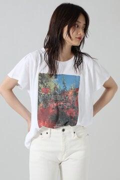 【先行予約 7月下旬-8月上旬入荷予定】オリジナルフォト&メッセージプリントTシャツ