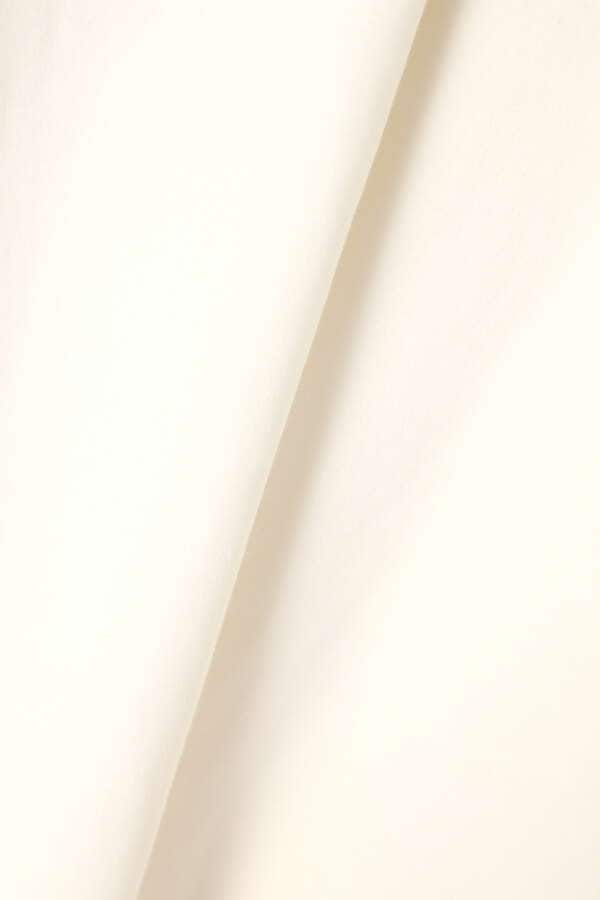 スキッパーネックチュニックカットソー
