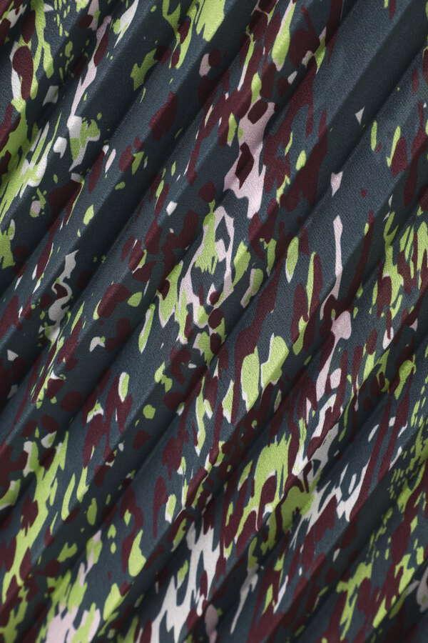 <WEB限定>カラースクラッチアシメトリースカート