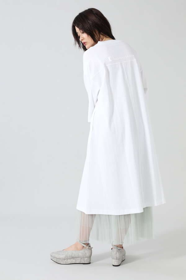 <ROSE BUD別注>Championカットソーワンピース