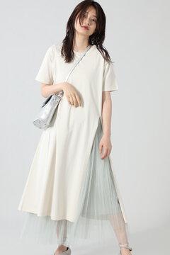 カットワンピース+スカートセット