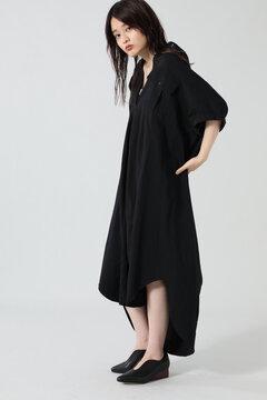 【先行予約 7月下旬-8月上旬入荷予定】ミリタリーシャツドレス