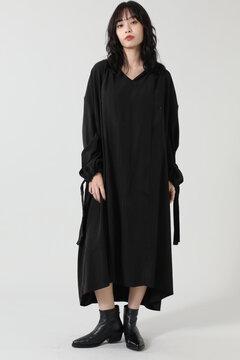 スモックオーバーサイジングドレス