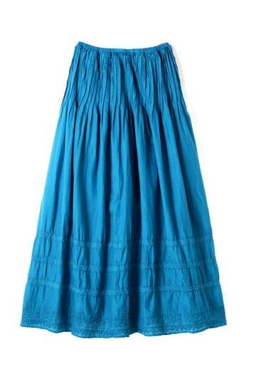 エスニック刺繍ロングスカート