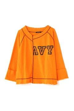 ベースボールシャツデザインカットソー