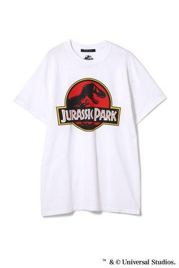 【ROSE BUD別注】JURASSIC PARKプリントTシャツ