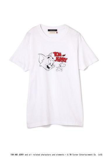 【ローズバッド別注】TOM&JERRYキャラクターTシャツ