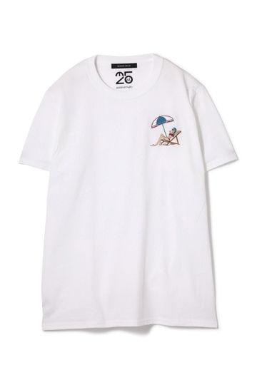 【25周年限定】ベーシックワンポイントTシャツ