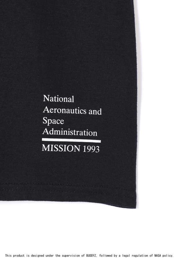 NASA by ROSE BUDプリントTシャツ