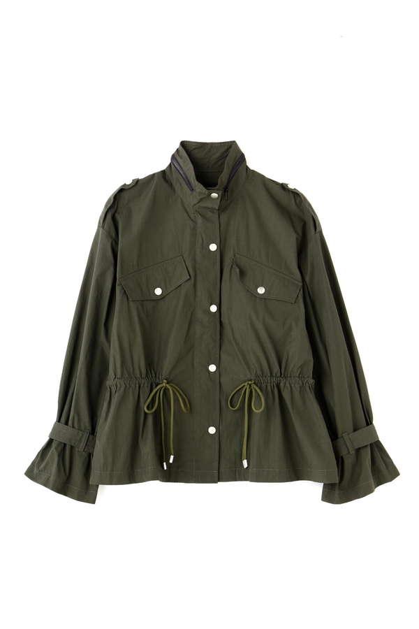 スタンドカラージャケット