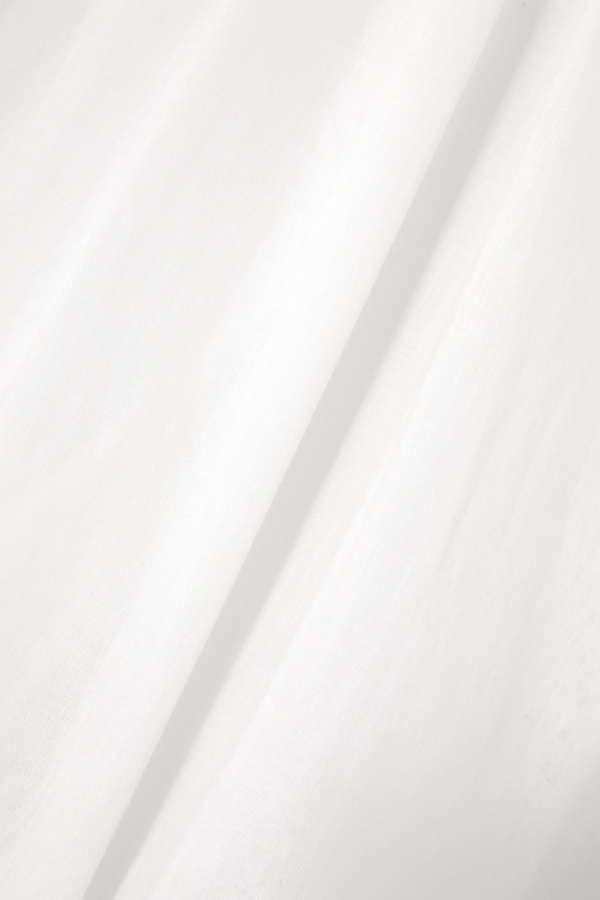 刺繍レースブラウス