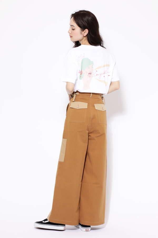【25周年限定】バックプリントTシャツ