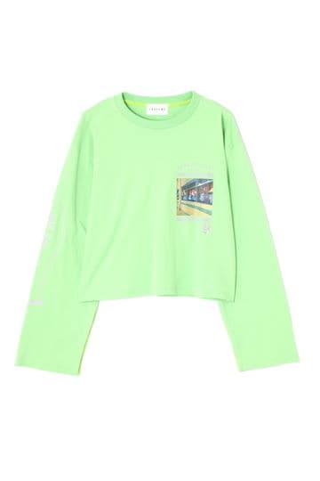【先行予約 10月下旬-11月上旬入荷予定】チャイナタウンロングTシャツ