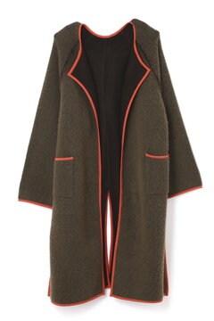 ライナーデザインニットコート