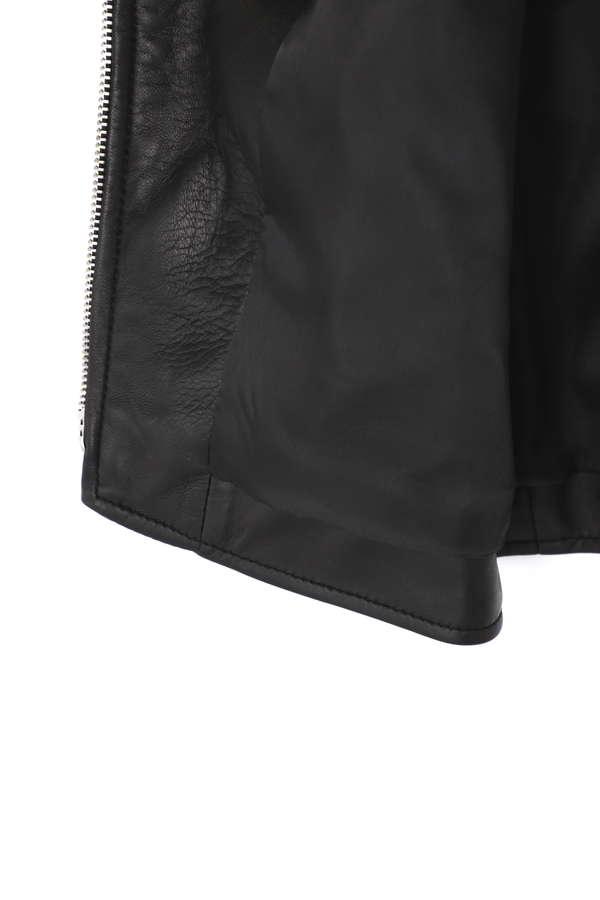 ダブルレザージャケット