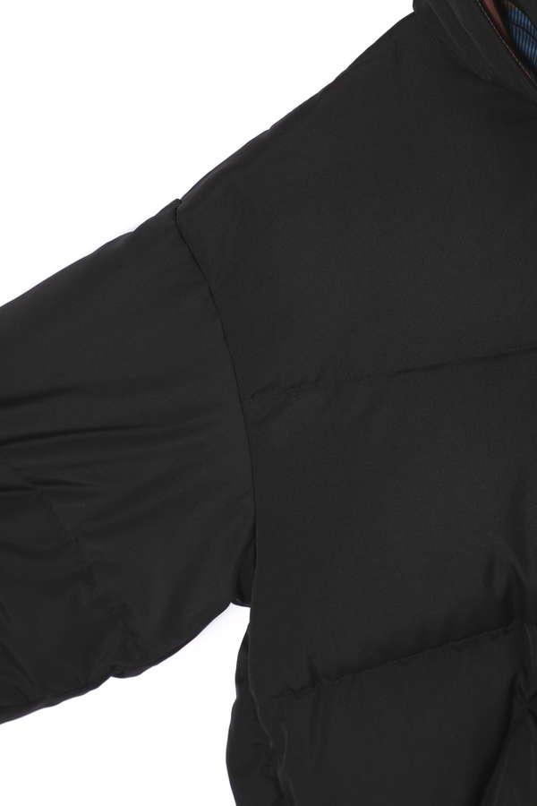 リバーシブルダウンジャケット