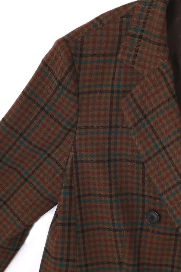 ビッグサイズテーラードジャケット