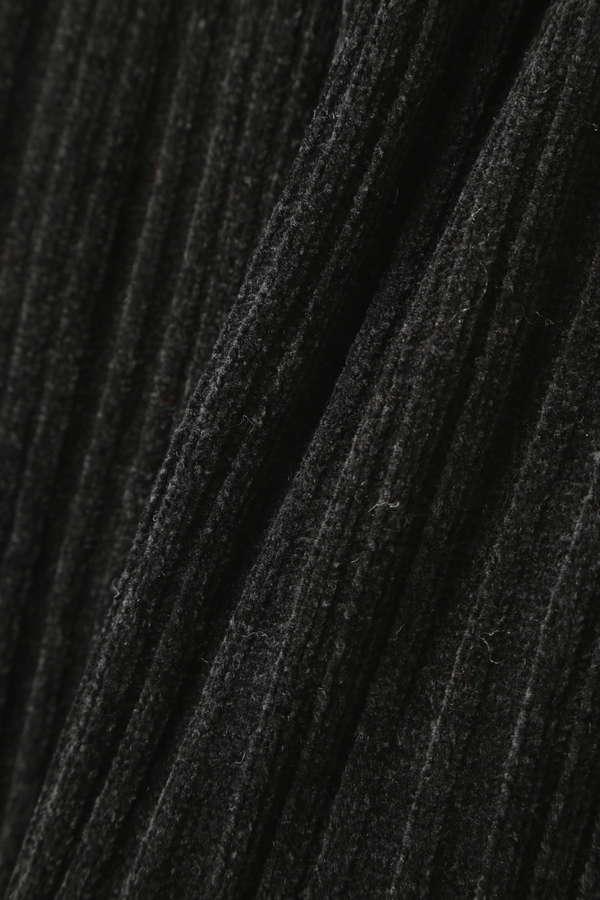 モール糸ニットパンツ