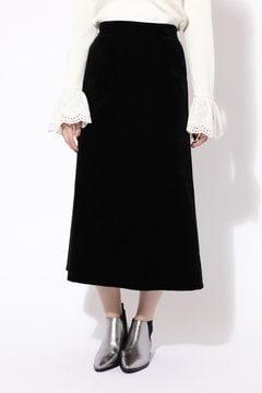 [In Red1月号掲載]ミモレ丈トラペーズスカート