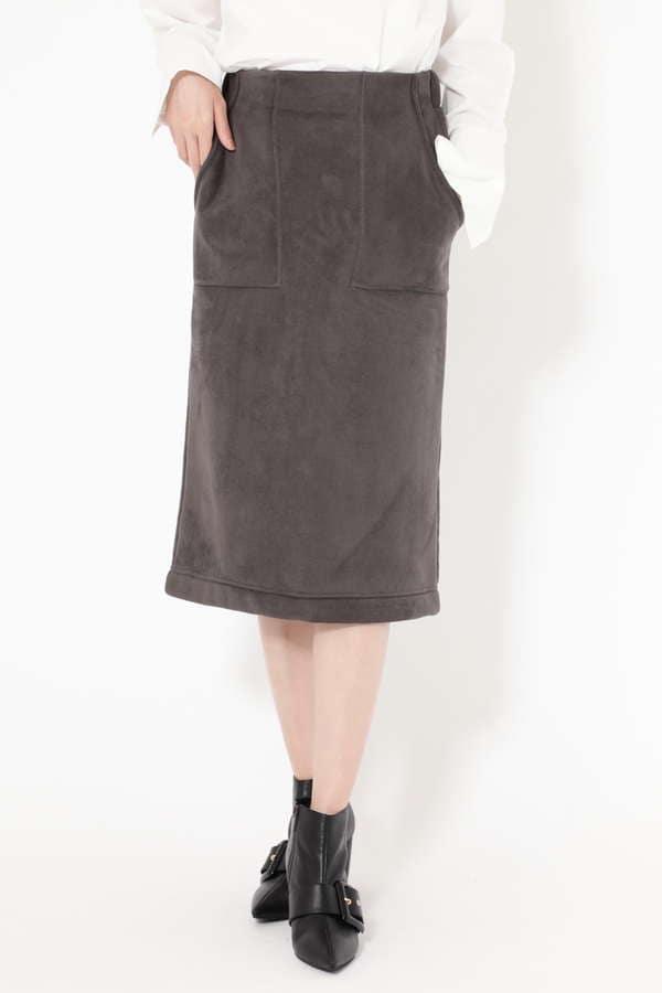 ミモレ丈スカート