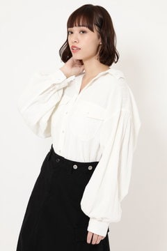 2POKET BIG SLEEVE SHIRTS