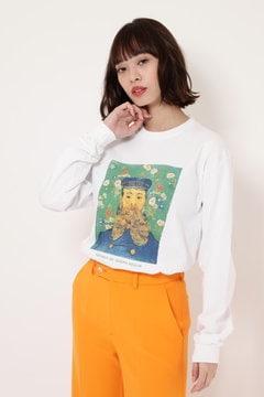 FPMS グラフィックロングスリーブTシャツ