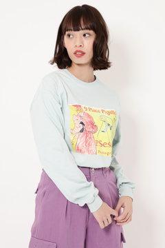 [SPRiNG3月号掲載]FPMS グラフィックロングスリーブTシャツ