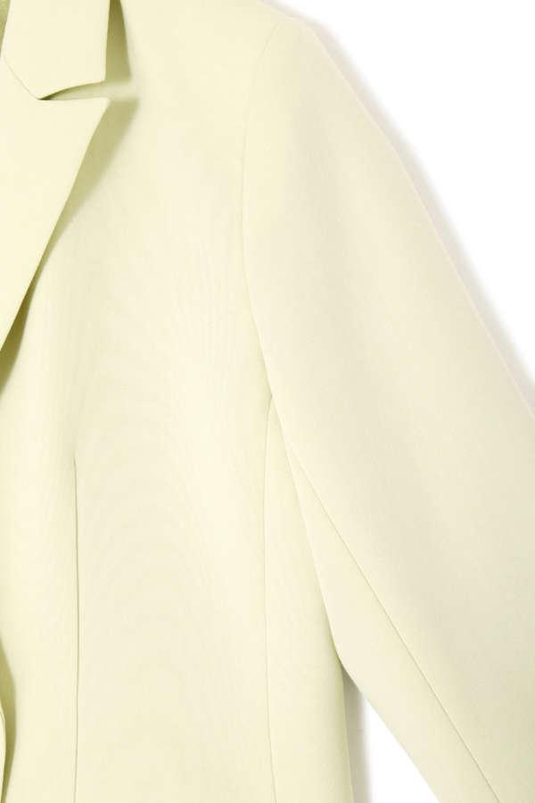 [SPRiNG3月号掲載]【先行予約 2月下旬-3月上旬入荷予定】カラーダブルジャケット