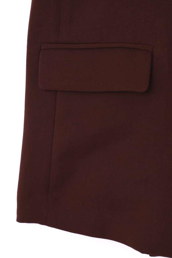 [SPRiNG3月号掲載]ダブルブレストジャケット