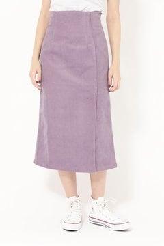 【先行予約 1月中旬-下旬入荷予定】コーデュロイタイトスカート