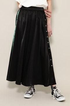 【ROSE BUD別注】Kappaサイドスナップロングスカート