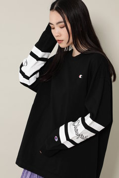 【ROSE BUD別注】スポーティーラインプルオーバー