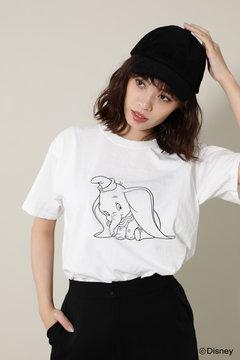 【ROSE BUD別注】JERZEES ディズニーキャラクターTシャツ