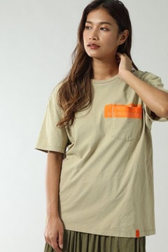 【TONY x GENE HEAVENS COLLABORATION】 S/S POCKET TEE