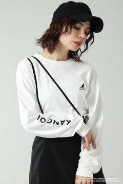 【ROSE BUD別注】KANGOLTシャツ