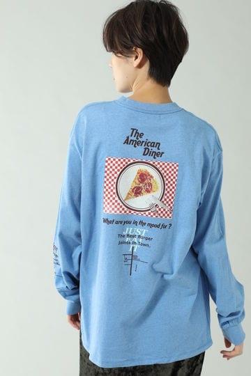 【先行予約 11月上旬-11月中旬入荷予定】スーベニアロングTシャツ