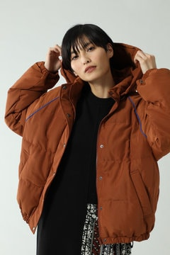 中綿ショートジャケット